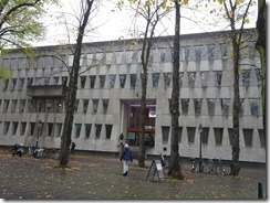 The Hague - Former US Embassy