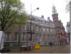 The Hague - Old City Hall