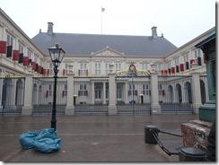 The Hague - Royal Palace