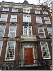 The Hague -Royal Palace