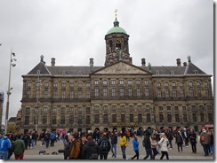 Amsterdam Palace - former town hall