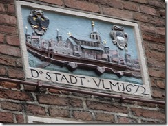 Amsterdam - plaques showing where peoople lived 10