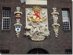 Delft - Armanmentarium Mars Sculpture
