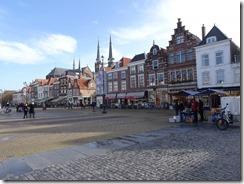 Delft - Markt