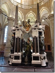 Delft - New Church - Funeral monument for William of Orange