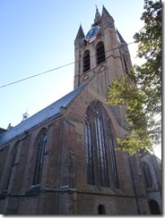 Delft - Oude Kerk - Old Church