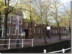 Delft - former Convent - now Prinsenhof Museum