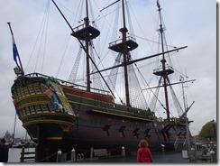 Amsterdam - Maritime Museum ship