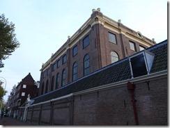 Amsterdam - Portuguese Synagoge