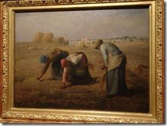Amsterdam - Van Gogh Museum - Millet The Gleaners
