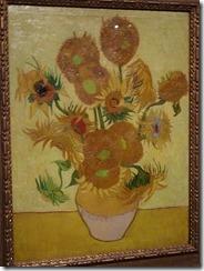 Amsterdam - Van Gogh Museum - Sunflowers