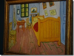 Amsterdam - Van Gogh Museum - The Bedroom