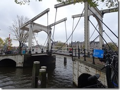 Amsterdam - draw bridge (2)