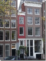 Amsterdam - small house