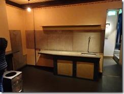Anne Frank house kitchen