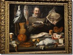 Rembrandt vs Velazques meals