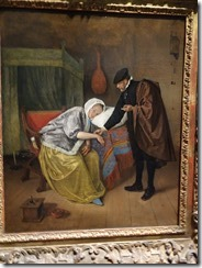 Steen - The Sick Woman