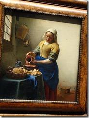 Vermeer The Milkmaid