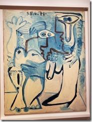 Picasso - Couple