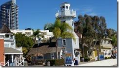 San Diego Harbor House