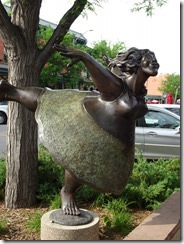 Art in Old Town Fort Collins