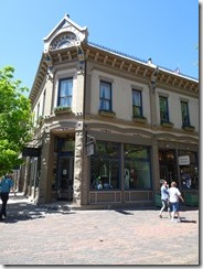Aspen historice building
