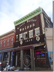 Leadville Silver Dollar Salon