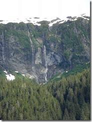 Mt. Radmaker waterfalls