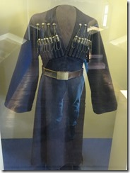 Sitka Russian Bishops House clothing exhibit