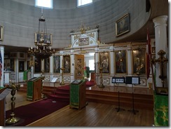Sitka Saint Michael's Church inside (2)
