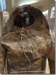 Sitka Sheldon Jackson Museum Whaling suit