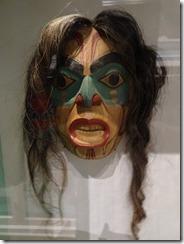 Sitka Sheldon Jackson Museum mask