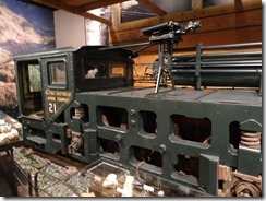 AG Baldwin Mining Locomotive