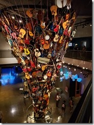 Guitars Exhibit