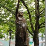 Statue of Seattle Chief of the Suquamish