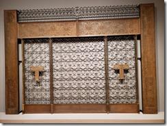 Sullivan - Elevator Screen from Chicago Stock Exchange