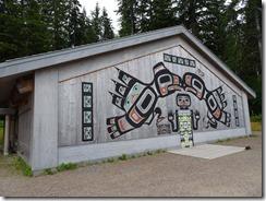 Tlingit Tribal House