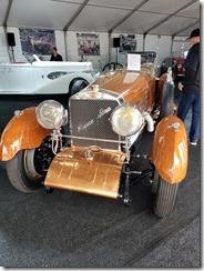 1924 Hispano-Suiza Tulipwood Car