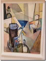 Joan Mitchell - 1948 untitled