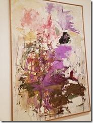 Joan Mitchell - 1961 untitled