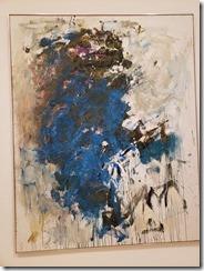 Joan Mitchell - blue trew