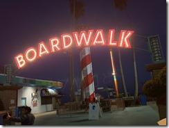 Santa CRuz boardwalk sign