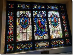 Chapel tiffany stained glass windows